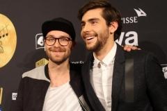 Alvaro und Forster