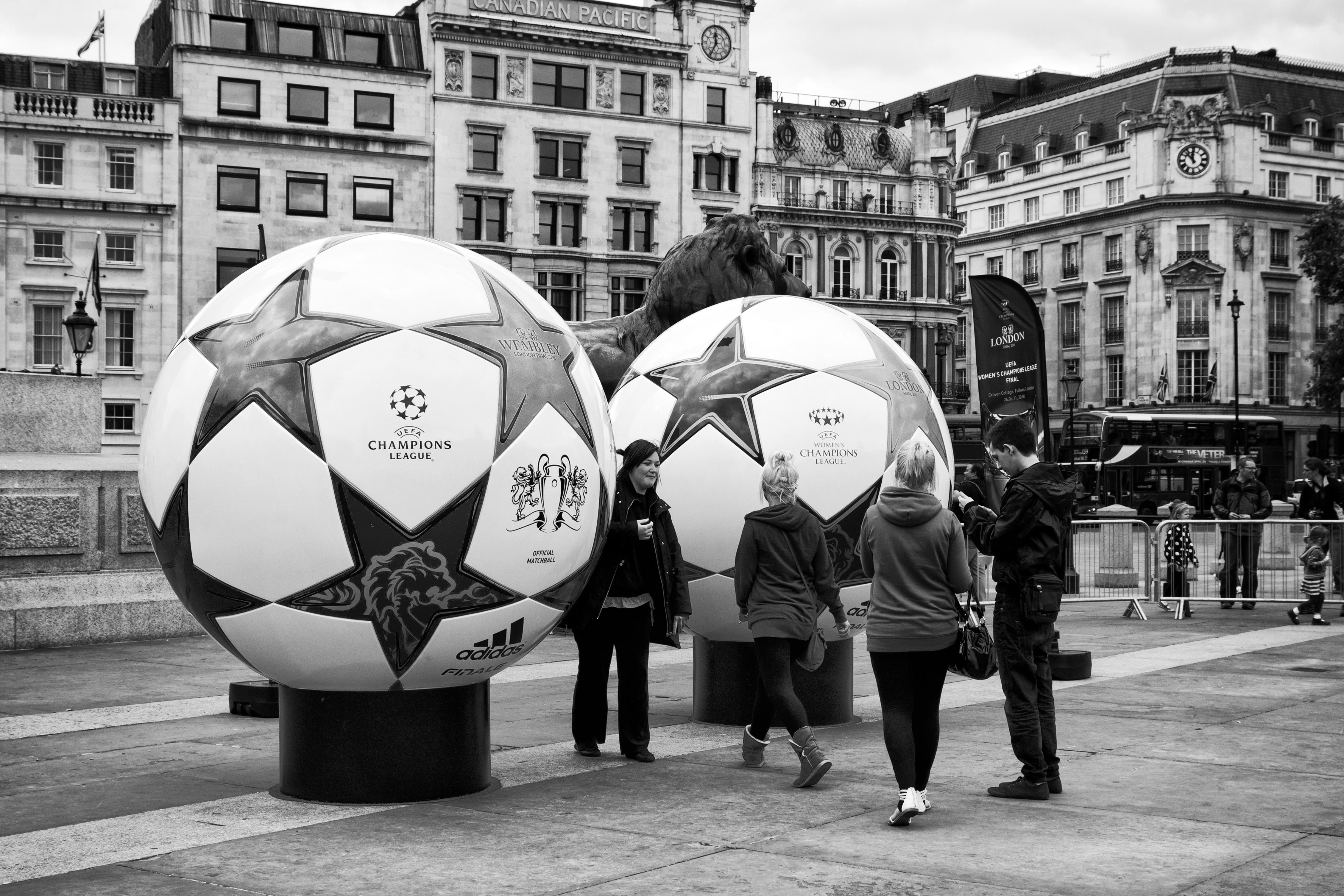 Valentinstag…UND Champions League